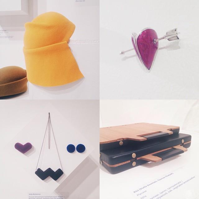 Some fresh estonian accesories in EDM #minikaamos #madeinestonia