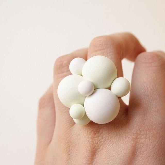 Big fat ring post is up. #uustuus #newkewl #atomring #designerjewellery