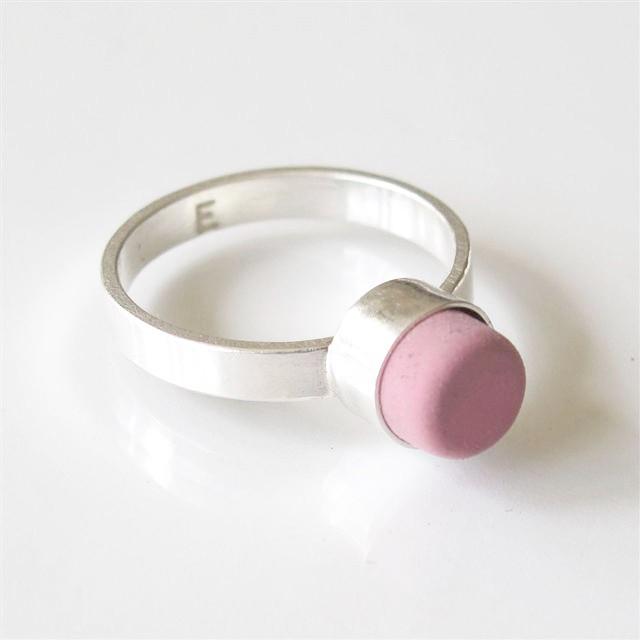 More of the Big fat ring post, eraser ring by #artware #eforeffort #uustuus #newkewl #designerjewellery #eraserring