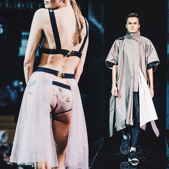 My TFW2014 favourites observation is up-up-up. #uustuus  #newkewl #madeinestonia #tallinnfashionweek #tfw2014 #fashionweek