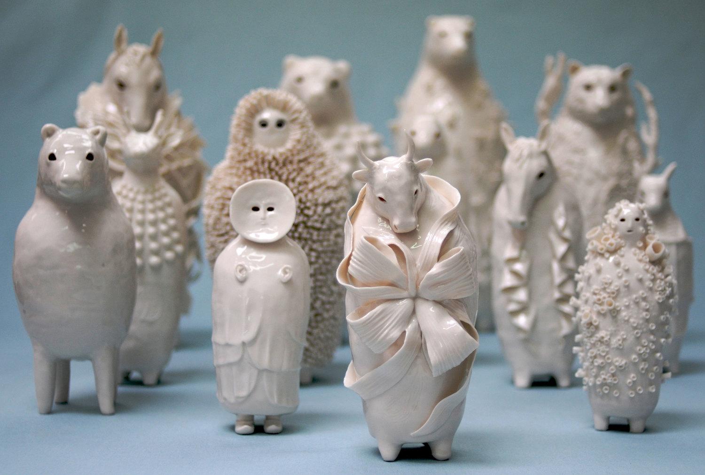ceramic-artist-animals-mythical