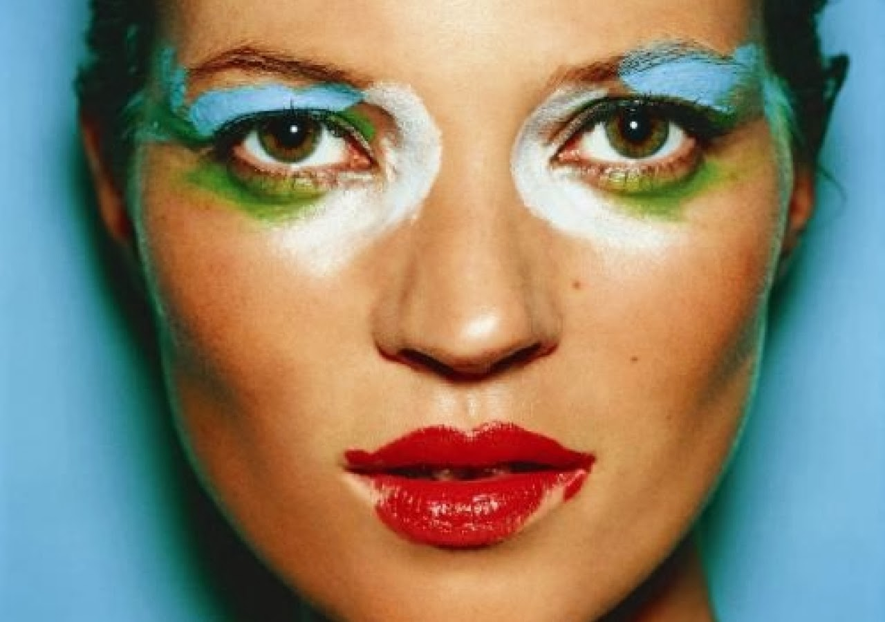 kate moss face