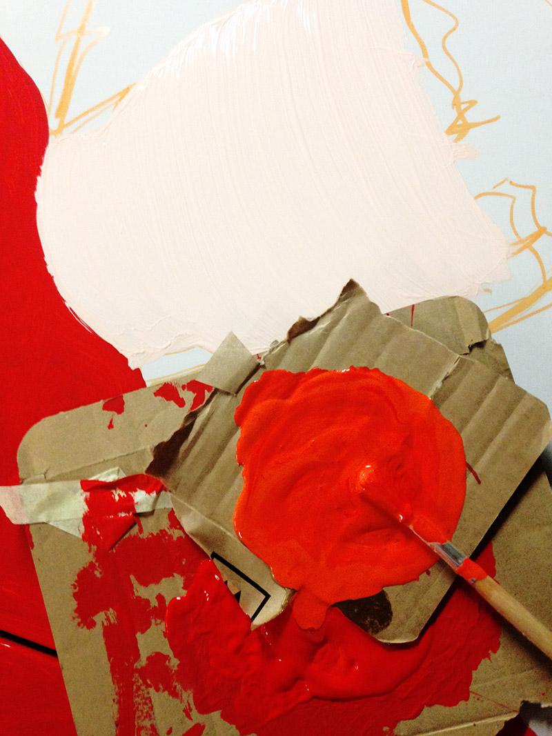Yayoi Kusama by Helene Vetik for Slowball
