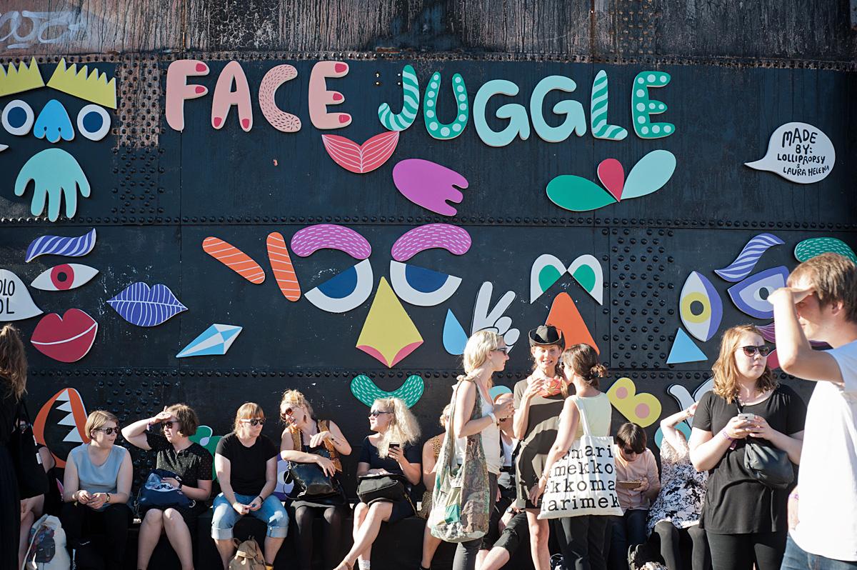 Flow Festival Helsinki 2015 looks on NewKewl blog