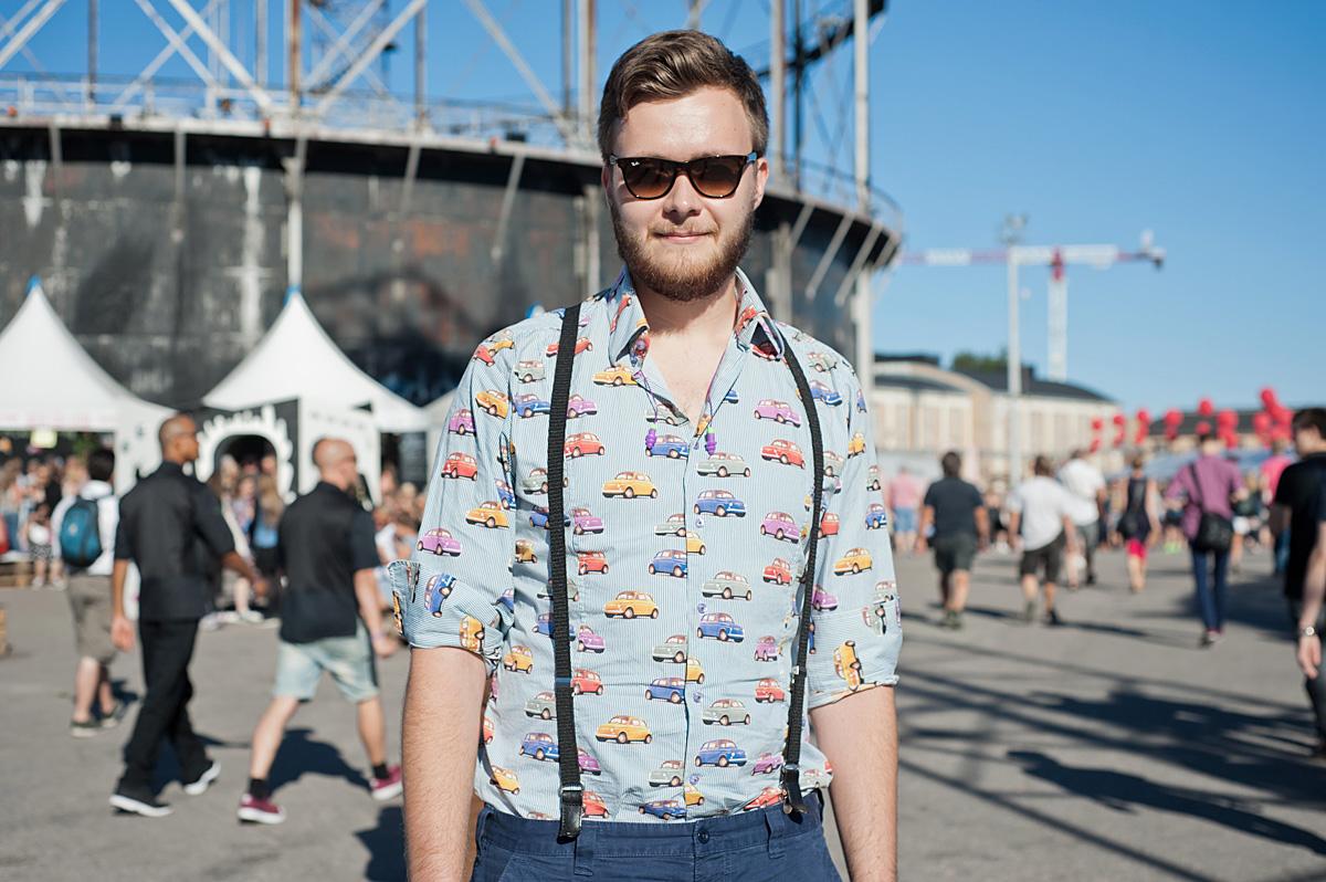 Flow Festival Helsinki 2015 looks on NewKewl blog - Cassu