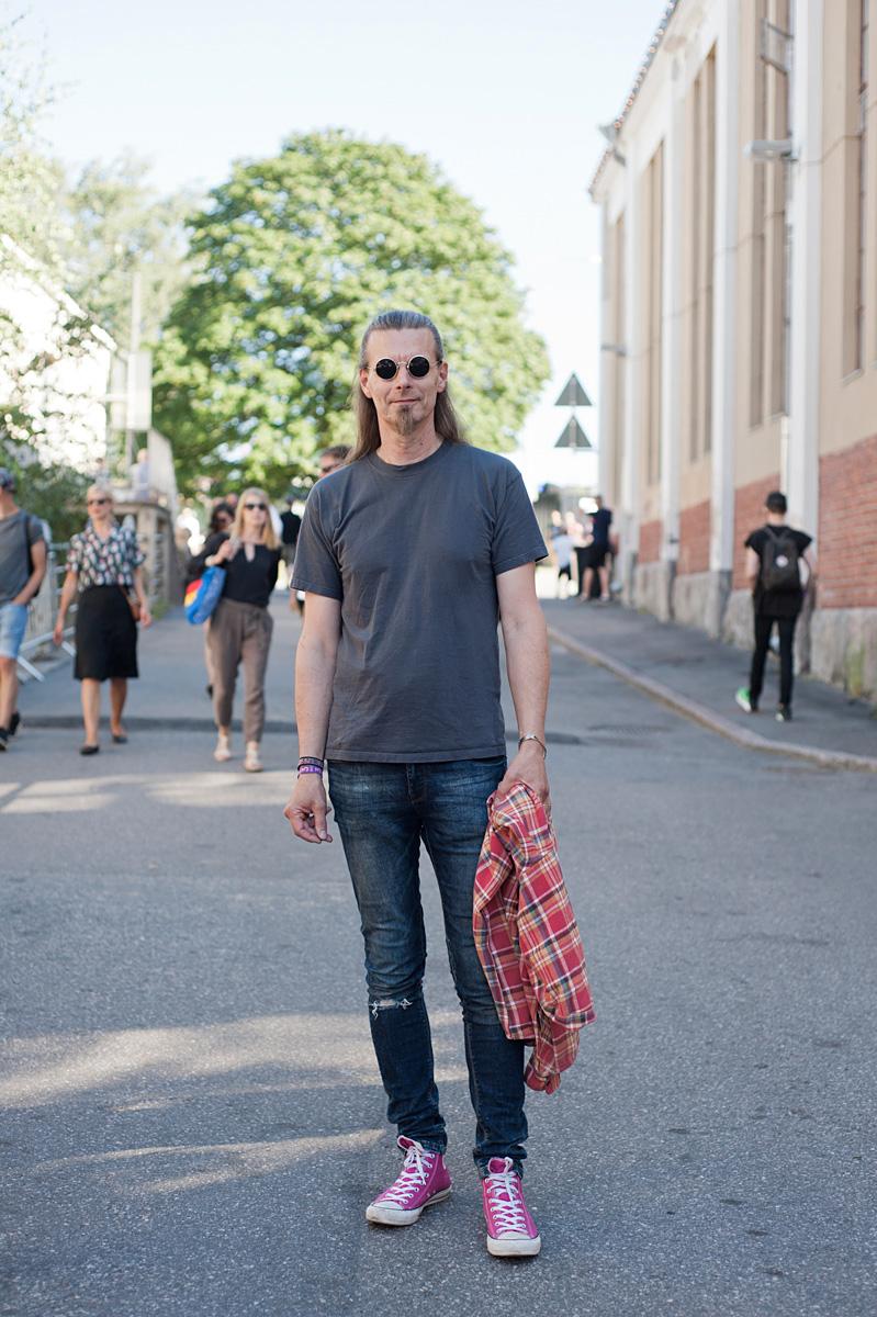 Flow Festival Helsinki 2015 looks on NewKewl blog - Hannu