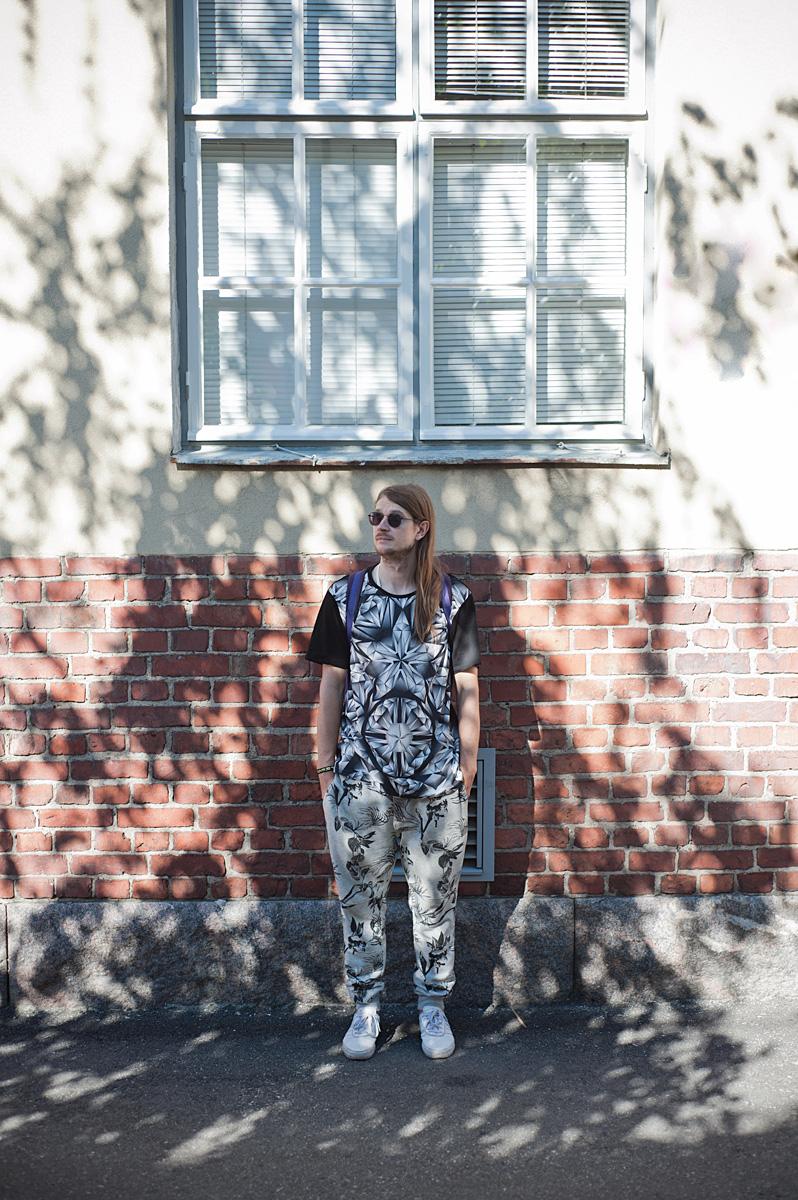 Flow Festival Helsinki 2015 looks on NewKewl blog - Madis