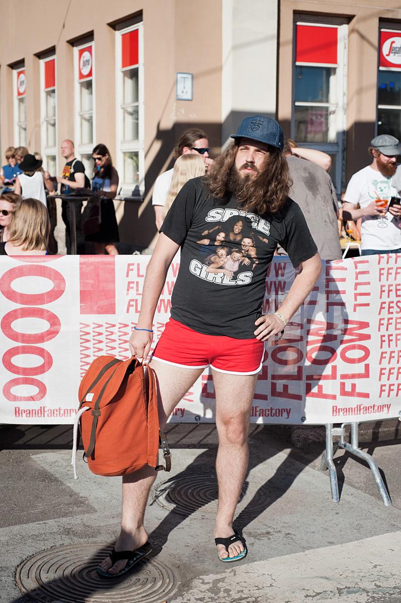 Flow Festival Helsinki 2015 looks on NewKewl blog - Matti