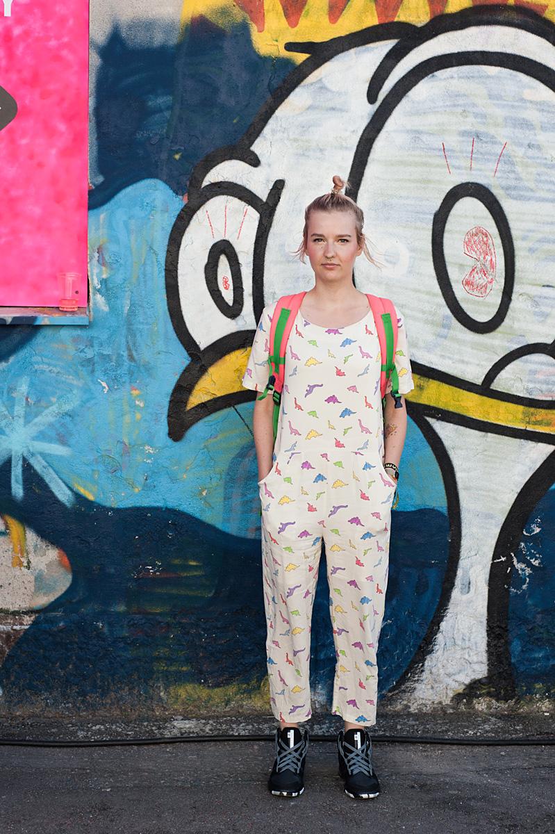 Flow Festival Helsinki 2015 looks on NewKewl blog - Helene