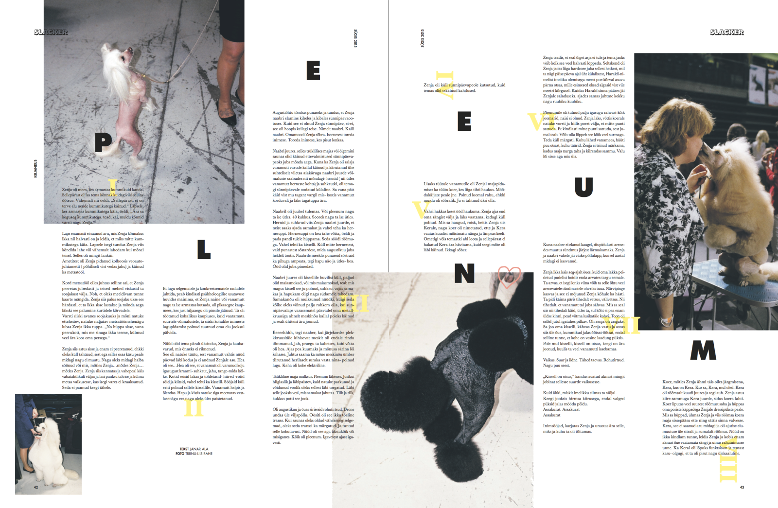 Slacker Magazine vol 6