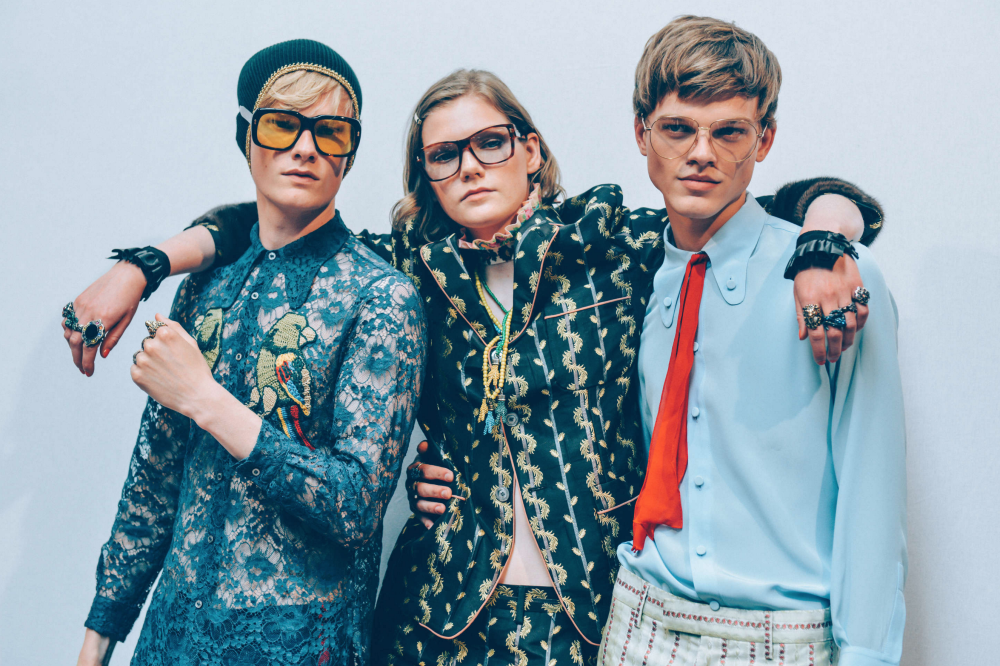 4446b1f4f4165 GUCCI MEN'S SS16 / photography by Tommy Ton - UUS TUUS / NEW KEWL