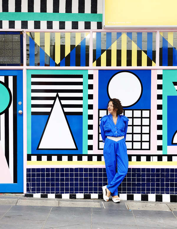Camille Walala – Forget Disneyland Kids, Welcome To My Beautiful World