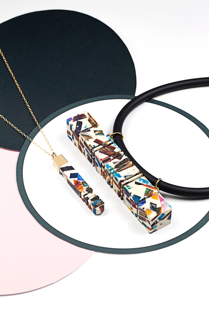 Lily Kamper jewellery as seen on #newkewl