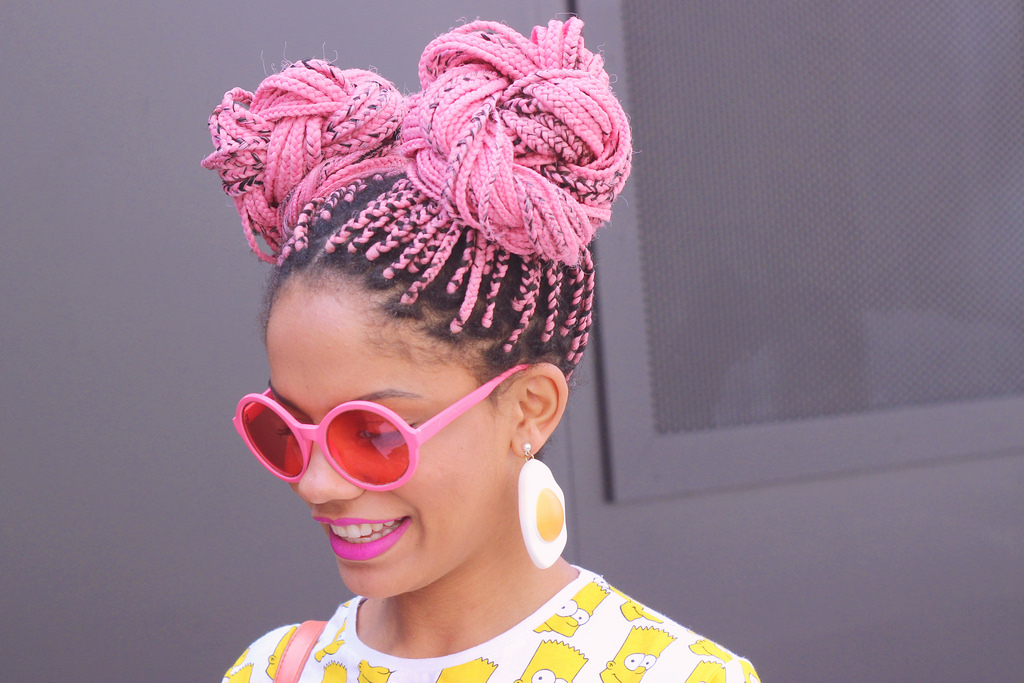 magavilhas-pink-braids-black-natural-hair-dye