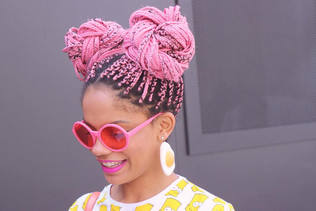 magavilhas-pink-braids-black-natural-hair-dye