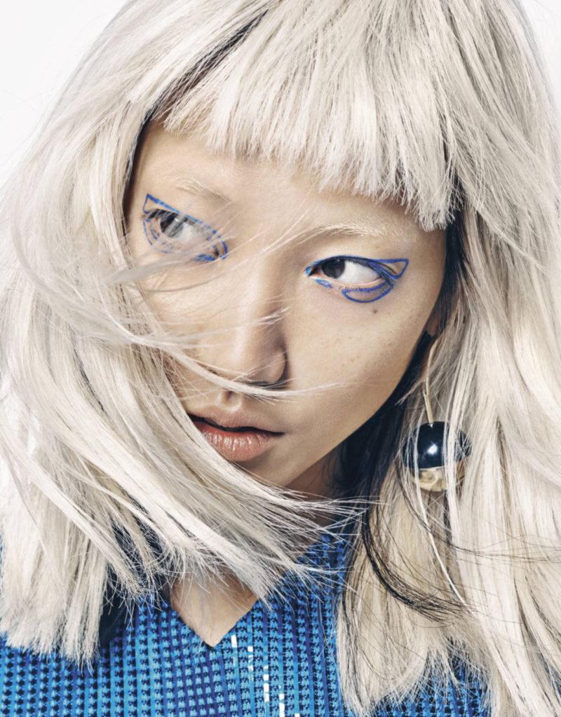 model Soo Joo