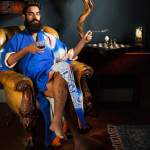 Bearded Men in Silky Kimonos: The 2016 calendar