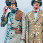 GUCCI MEN'S SS16 / photography by Tommy Ton