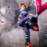 There's first time for everything – I tried climbing and I loved it. Empowered by Stellasport.