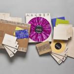 Simple & genius KATE KOEPPEL book & vinyl shelf organisers
