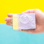 This DIY pastel soap tutorial by BRIT+CO is the kewlest!